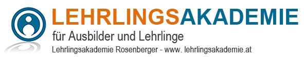 Lehrlingsakademie Rosenberger Consulting GmbH