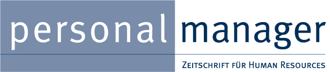 Zeitschrift personal manager: Rabattiertes Abo für z.l.ö.-Mitglieder